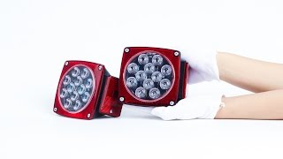 LED Trailer Light Kits Review | PARTSam
