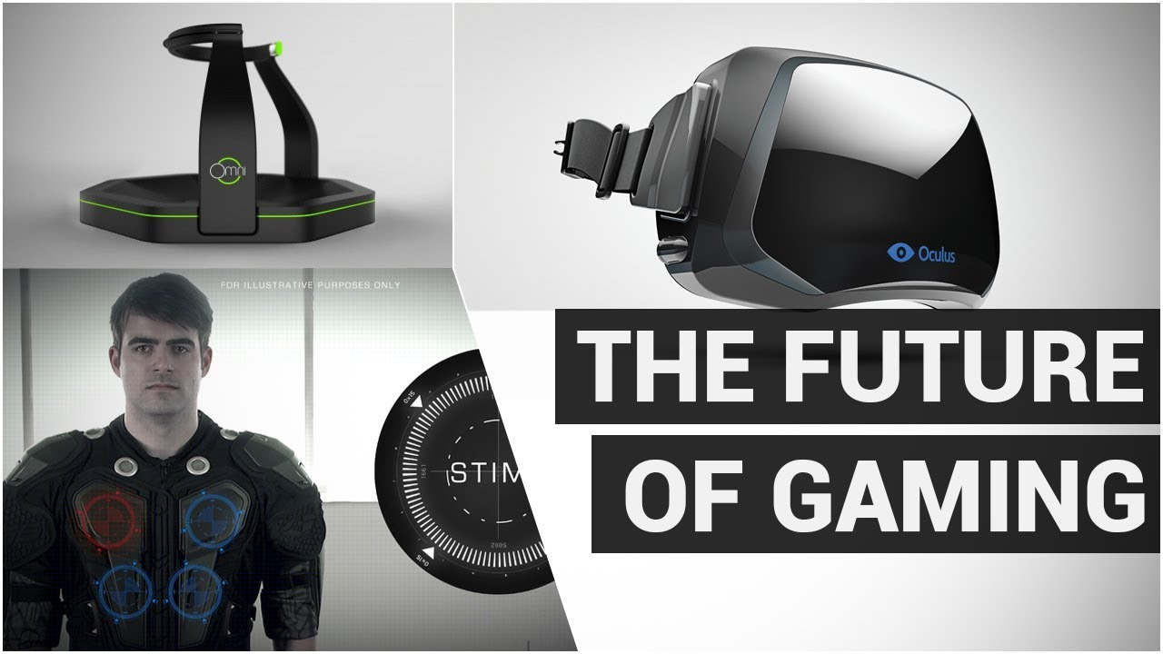Behold The Near Future Of Gaming Oculus Omni Araig