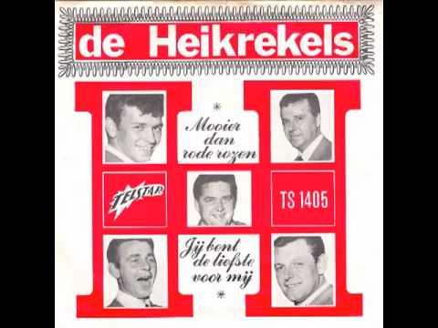 De Heikrekels - Mooier Dan Rode Rozen