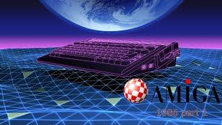 Timeline Amiga 1986 part 1
