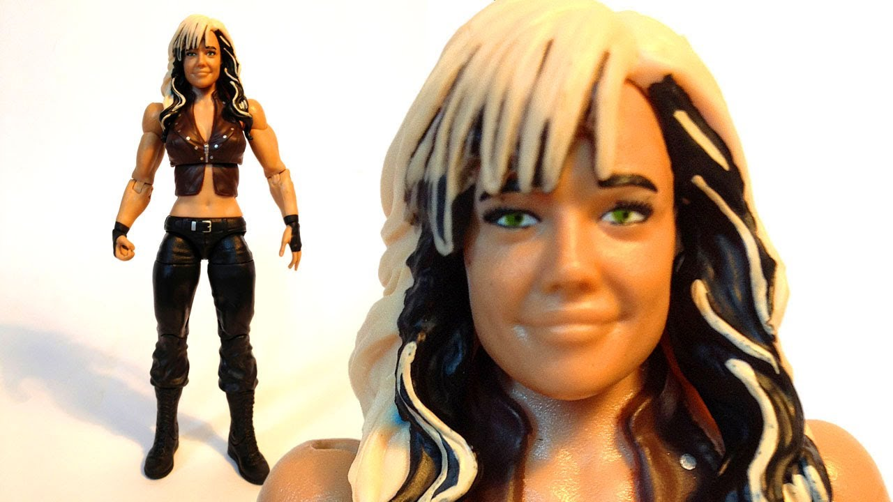 Wwe Kaitlyn Action Figure WWE Best of 2013 KAITLYN