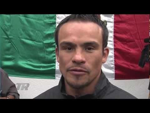 0 - Boxing: Looking for War: Marquez on 4th Pacquiao Fight - Boxing and Boxers
