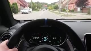 2018 Alpine A110 Premiere Edition: Cruising, exhaust sound