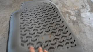 Rugged Ridge Floor Mats - How it Looks Now #4 (After 2 Years)