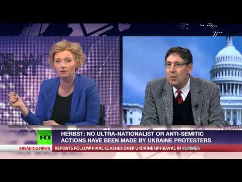 'No ultranationalist or anti-Semitic actions occurring in Ukraine' - ex-US ambassador