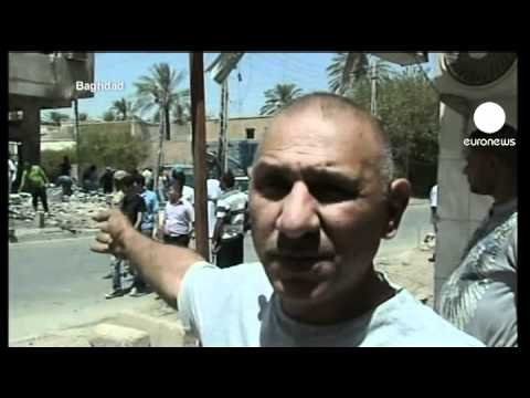 Wave of bombings and shootings in Iraq