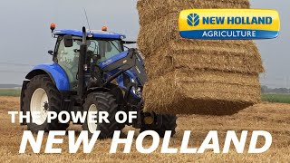 The power of NEW HOLLAND in the Netherlands | Part 1.
