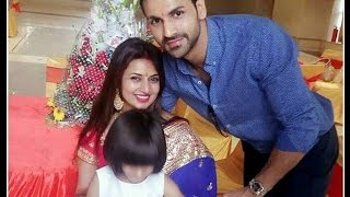 Ishita aka Divyanka with her real life husband