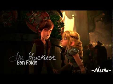 Hiccup to Astrid - The Luckiest