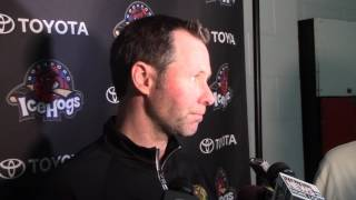 Media Day: Ted Dent - Mar. 7, 2017