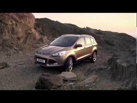 Ford Kuga 2013 - Promo Video