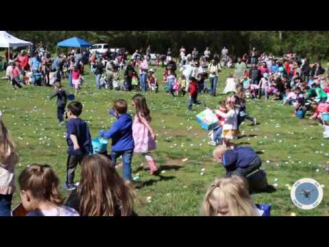 Holly Springs Easter Egg Hunt 2017