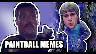 PAINTBALL FUNNY MEMES AND FAILS - Thug LIFE - Salt Bae - Scope cam stories EPISODE 3