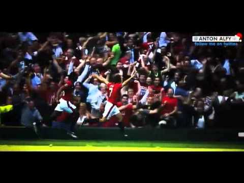 Man United Vs Man City Owen Goal 95min video