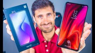 JÁ CHEGOU Xiaomi Mi 9T // Redmi K20 // Poco F2 - Unboxing portugues pt