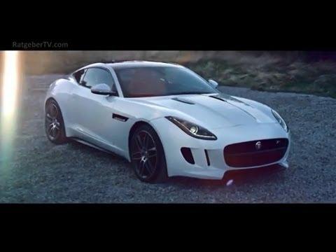Das Neue Jaguar F-TYPE Coupé - Raubkatze Mit 550 PS