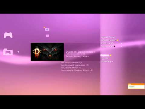 HOW TO: PS3 Speichern + Übertragen!