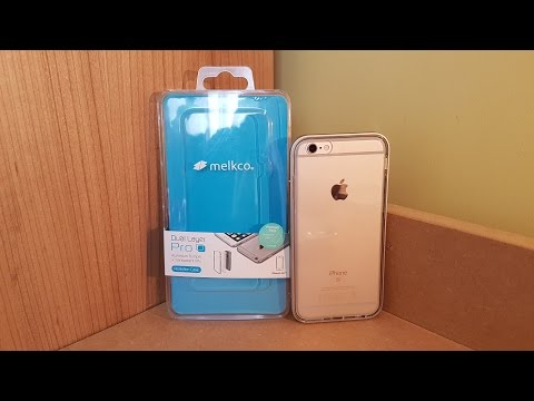 Review of the Melkco Aluminium Bumper case with Free Tempered Glass for Apple iPhone 6 / 6S