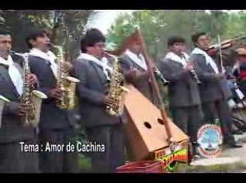 Chicas Rosas y Claveles - (Amor de Cachina)