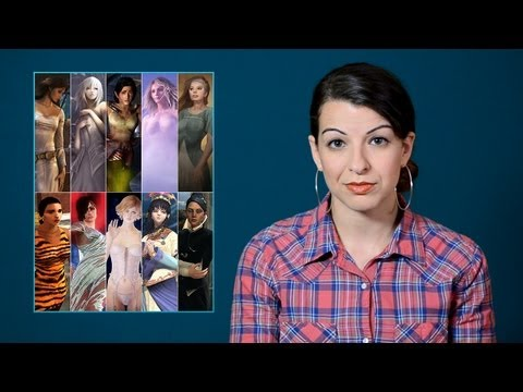 Damsel in Distress: Part 2 - Tropes vs Women in Video Games