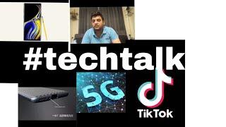 #techtalk 24 Samsung galaxy Note 10/ 5G phones in India/ one plus 7 headphones jack/ tik tok