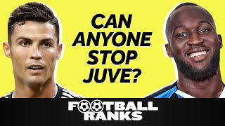 Can Anyone Stop Juventus in Serie A? | B/R Football Ranks
