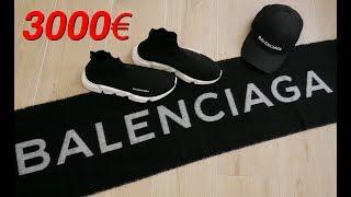 CHE COMPRO DI BALENCIAGA CON 3000€ #vlog