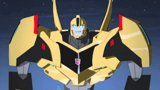 Transformers Robots in Disguise Team Bee Meets Jazz