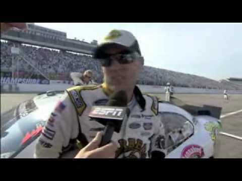 Kevin Harvick Owns Amber Cope