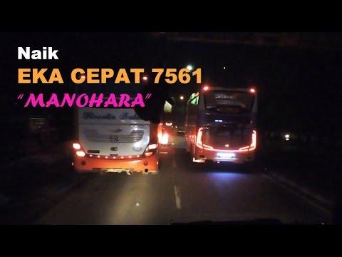 TRIP REPORT: naik bus EKA Cepat