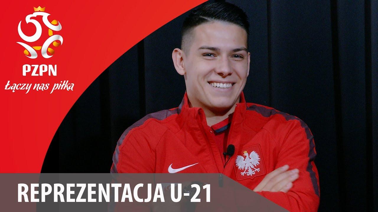 U-21: Mariusz Stępiński: Grzechem byłoby nie podpatrywać Lewandowskiego