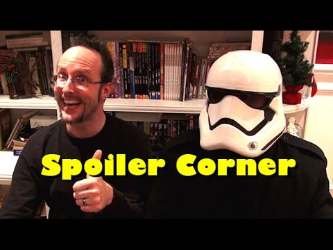 Star Wars Episode VII:  The Force Awakens Spoilers - Disneycember 2015