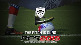 PES2015 | The Pitch is Ours Trailer