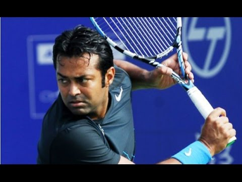 Leander Paes leads India's charge at Davis Cup