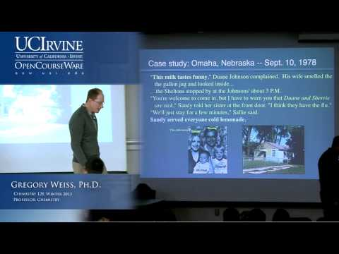 Intro to Chemical Biology 128. Lecture 07. DNA, RNA, and Cancer.