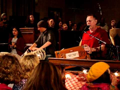 Krishna Das - Om Namo Bhagavate / Narayana / For Your Love - New York Nov 30 2010 Music Videos