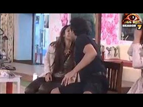 Bigg Boss 7 KISSING TASK in Bigg Boss 7 20th December 2013 Day 96 FULL EPISODE -- ONLINE VIDEO thumbnail