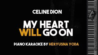 Download Lagu My Heart Will Go On (Piano Karaoke) - Celine Dion Gratis STAFABAND