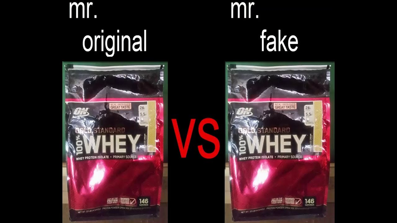 Is Your Supplement A Fake
