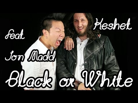 Michael Jackson - Black Or White - Cover by Keshet feat. Jon Madd
