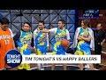 Sombongnya Vincent dan Desta Tanding Basket Bareng Happy Ballers