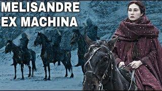 Melisandre's Important Role In Season 8 (Part 1) - Game of Thrones Season 8 (Feat. GrayArea)
