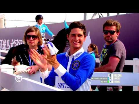Global Champions League of Shanghai: Sport Report