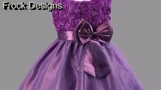 Baby Girl Dress Design-Cotton Frocks-Kids, Frock Design-Latest Baby Frock-Patterns
