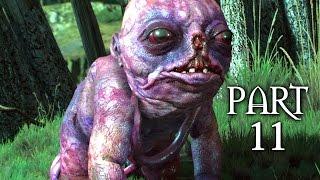 The Witcher 3 Wild Hunt Walkthrough Gameplay Part 11 - Lubberkin (PS4 Xbox One)