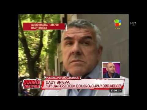 Etchecopar contra Andrea del Boca: Me gustaría ver presa a esta gorda chorra