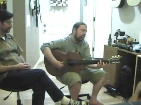 Flamenco-Lessons Webcast 4-24-09 Glenn Canin part 8