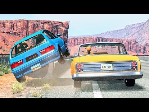 Road Rage Crashes #1 - BeamNG Drive | CrashBoomPunk