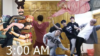 I Can't Sleep So I Dance Cover Kpop