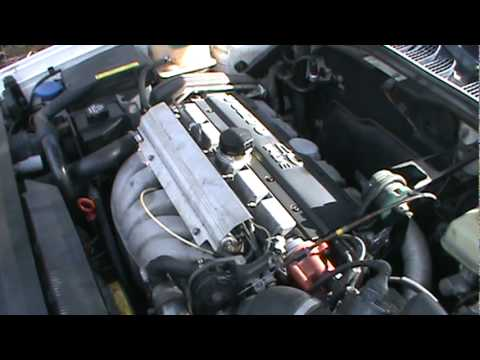 93 Volvo 850 GLT 2.4L Engine-104K Miles - YouTube